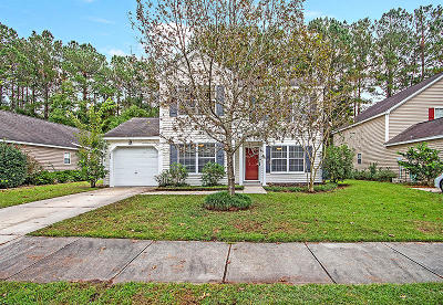 Single Family Home Contingent: 1392 Water Edge Drive