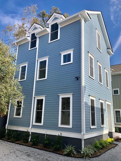 Charleston Single Family Home For Sale: 782 Rutledge Avenue #B
