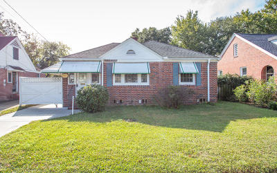 Single Family Home For Sale: 695 Savannah Highway
