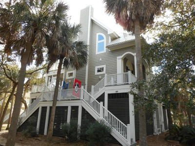Edisto Island Single Family Home For Sale: 9 Lost Village Trail