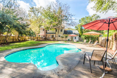 Goose Creek Single Family Home Contingent: 146 Southwold Circle