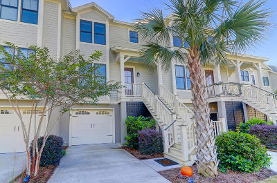 Johns Island Attached For Sale: 2052 Sterling Marsh Lane