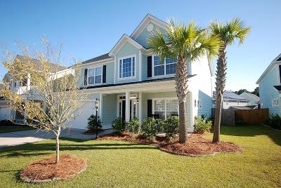 Single Family Home Contingent: 215 Carriage Hill Place