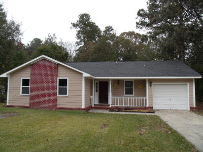 Single Family Home Contingent: 211 Braly Drive
