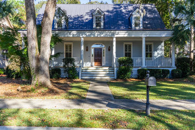 North Charleston Single Family Home Contingent: 8549 Refuge Point Circle