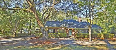 Charleston Single Family Home For Sale: 1356 Emory Avenue