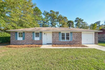 Single Family Home Contingent: 9864 Berrywood Drive