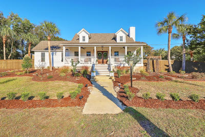 Isle Of Palms Single Family Home For Sale: 4403 Palm Boulevard