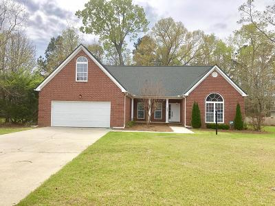 Single Family Home For Sale: 1045 Dunes Mill Court