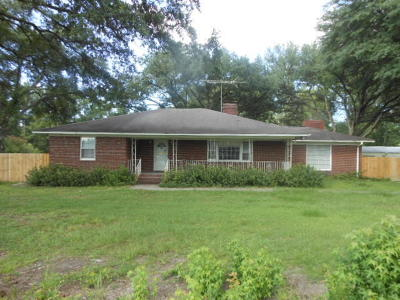 Single Family Home For Sale: 100 W Butternut Road