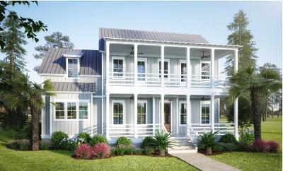 Mount Pleasant Single Family Home For Sale: 929 Tupelo Bay Drive