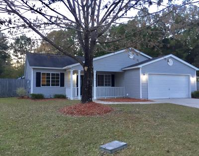 Single Family Home Contingent: 190 Apache Drive
