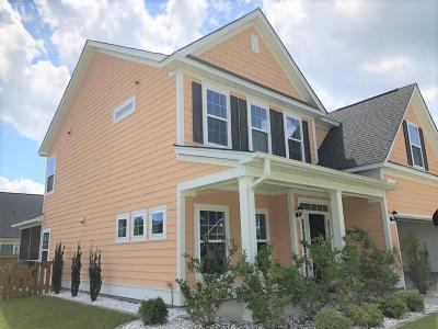 Single Family Home For Sale: 203 Carriage Hill Place