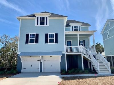 Mount Pleasant Single Family Home For Sale: 1428 Stratton Place