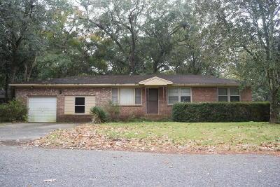 Goose Creek Single Family Home Contingent: 104 Edmund Road