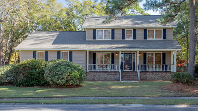 Goose Creek Single Family Home Contingent: 101 Shelton Lane