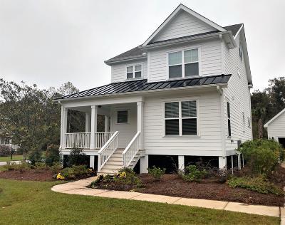 Charleston County Single Family Home Contingent: 1195 Quick Rabbit Loop