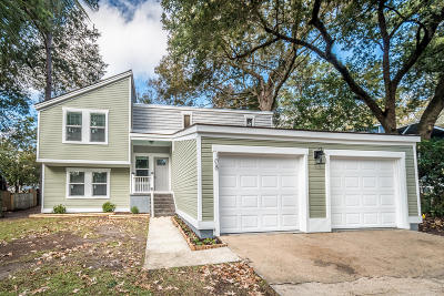 Single Family Home Contingent: 108 Lancer Drive