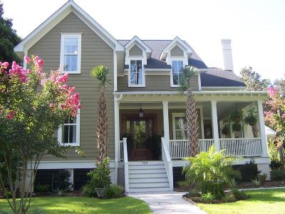Summerville Single Family Home Contingent: 709 S Laurel Street