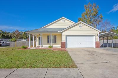 Ladson Single Family Home For Sale: 1335 Pinyon Pine Drive