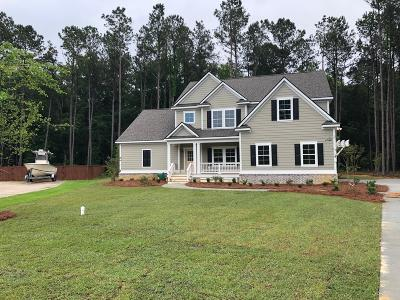Dorchester County Single Family Home For Sale: 1009 Denali Court
