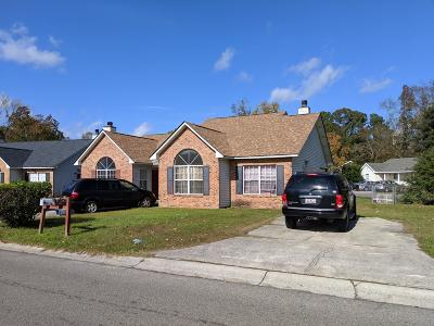 Ladson Multi Family Home For Sale: 4142 Hickory Lane