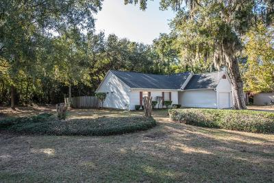 Charleston Single Family Home Contingent: 2401 Castlereagh Road