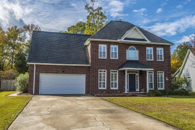 Charleston Single Family Home Contingent: 1709 Fox Ridge Court