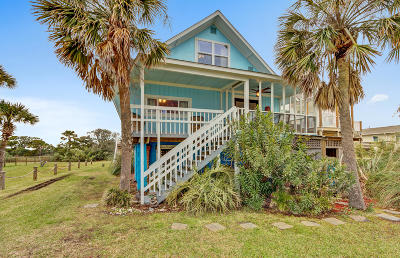 Folly Beach Single Family Home For Sale: 1730 E Ashley Avenue