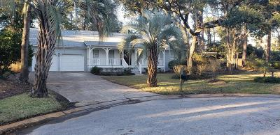 Mount Pleasant Single Family Home For Sale: 1123 Cotton Point