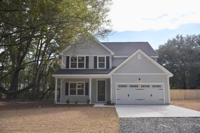 Lighthouse Point Single Family Home For Sale: 705 Ft. Johnson Road