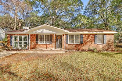Single Family Home For Sale: 1142 Bradford Avenue