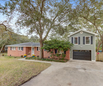 Charleston Single Family Home For Sale: 1058 Starboard Road