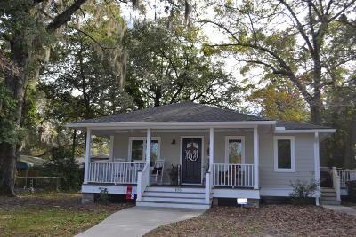 Single Family Home For Sale: 105 Sasportas Lane