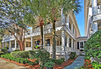 Berkeley County, Charleston County Attached For Sale: 317 Ginned Cotton Street
