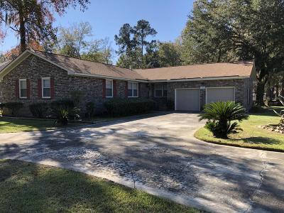 Moncks Corner Single Family Home For Sale: 1107 Albert Storm Avenue