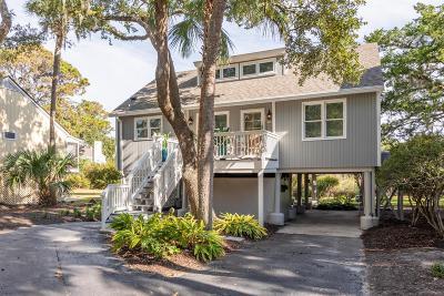 Seabrook Island Single Family Home Contingent: 531 Cobby Creek Lane