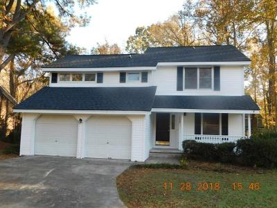 Single Family Home For Sale: 112 Boone Drive