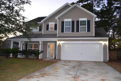 Ladson Single Family Home For Sale: 240 Towering Pine Drive Drive