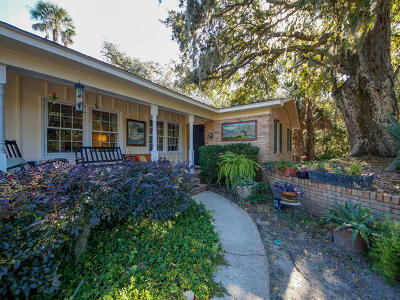 Isle Of Palms Single Family Home Contingent: 107 Forest Trail