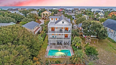 Isle Of Palms SC Single Family Home For Sale: $1,795,000