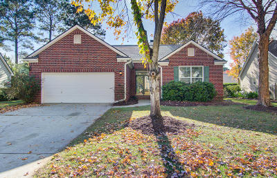 Charleston National Single Family Home For Sale: 1197 Old Course Lane