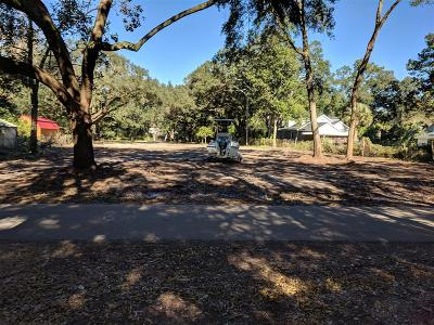 Charleston Residential Lots & Land Contingent: 2151 Wappoo Hall Road