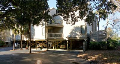 Johns Island Attached For Sale: 1602 Live Oak Park