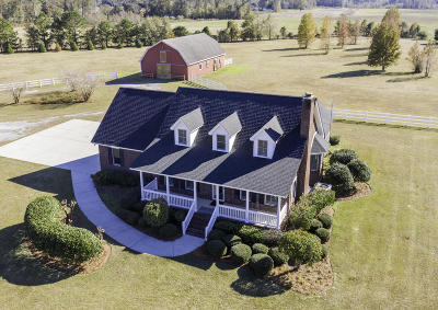 Single Family Home For Sale: 133 Horse Trail Road