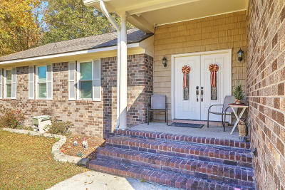 Single Family Home For Sale: 1302 Sand Pine Road