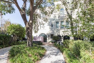 Charleston Single Family Home For Sale: Atlantic Street