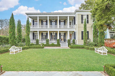 Charleston Single Family Home For Sale: 110 Ashley Avenue