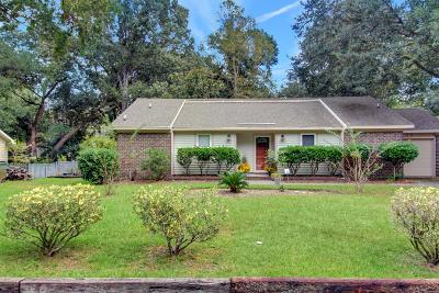 Charleston Single Family Home For Sale: 30 Wyecreek Avenue
