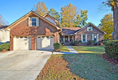 Goose Creek Single Family Home For Sale: 181 Fox Chase Drive